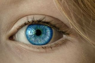 badem göz şekli