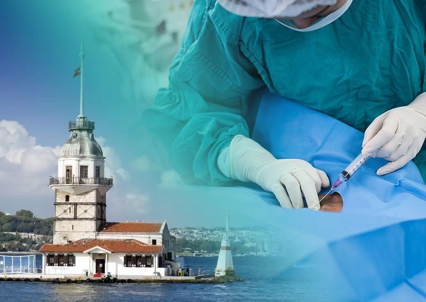 chirurgie in der istanbul, türkei